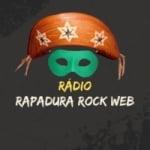 Logo da emissora Rádio Rapadura Rock Web