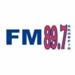 Logo da emissora Radio Skorpio 89.7 FM