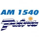 Logo da emissora Radio Patria 1540 AM