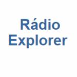 Logo da emissora Rádio Explorer