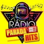 Logo da emissora Rádio Parada Hits