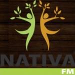 Logo da emissora Rádio Web Nativa FM