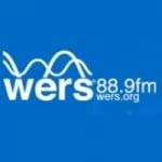 Logo da emissora Radio WERS 88.9 FM