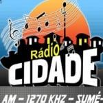 Logo da emissora Rádio Cidade 1270 AM