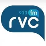 Logo da emissora Rádio Vera Cruz 90.3 FM