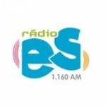 Logo da emissora Rádio Espírito Santo 1160 AM