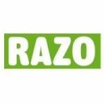 Logo da emissora RAZO 105.2 FM