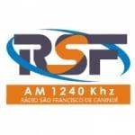Logo da emissora Rádio São Francisco 1240 AM