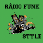 Logo da emissora Rádio Funk Style