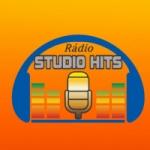 Logo da emissora Rádio Studio Hits