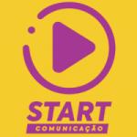 Logo da emissora Rádio Start Comunicação