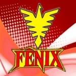 Logo da emissora Rádio Fênix 100.5 FM