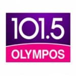 Logo da emissora Radio Olympos 101.5 FM