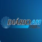 Logo da emissora Rádio Diário 780 AM