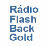 Logo da emissora Rádio Flash Back Gold