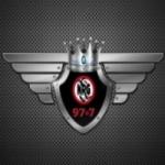 Logo da emissora NRG 97.7 FM