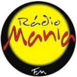 Logo da emissora Rádio Mania 90.9 FM