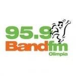 Logo da emissora Rádio Band FM 95.9