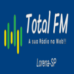 Logo da emissora Rádio Total FM