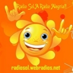 Logo da emissora Rádio Sol
