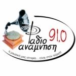 Logo da emissora Radio Anamnisi 91.0 FM