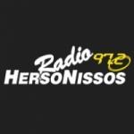 Logo da emissora Radio Hersonissos 97.2 FM
