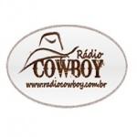 Logo da emissora Rádio Cowboy
