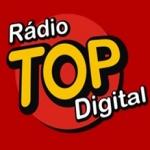 Logo da emissora Rádio Top Digital
