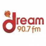Logo da emissora Dream FM 90.7