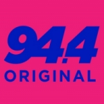Logo da emissora Radio Original 94.4 FM