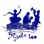 Logo da emissora Style 100 FM