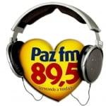 Logo da emissora Rádio Paz 89.5 FM