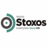 Logo da emissora Radio Stoxos 104.9 FM