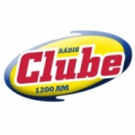 Logo da emissora Rádio Clube 1200 AM