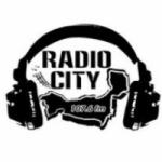 Logo da emissora Radyo City 107.6 FM