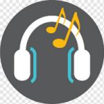 Logo da emissora Rádio Estação Musical