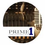 Logo da emissora Rádio Prime 1 FM