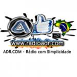 Logo da emissora Rádio ADR