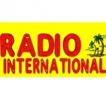 Logo da emissora International 95.5 FM