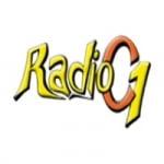 Logo da emissora C1 99.5 FM