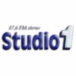 Logo da emissora Radio Studio 1 87.6 FM