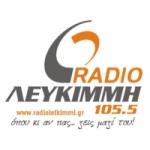 Logo da emissora Radio Lefkimi 105.5 FM