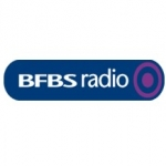 Logo da emissora Radio BFBS Gibraltar 93.5 FM