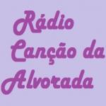 Logo da emissora Rádio Canção da Alvorada