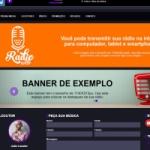 Logo da emissora GuajaráFM Web