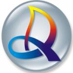 Logo da emissora Rádio AD São Pedro FM