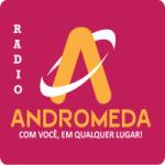 Logo da emissora Rádio Andrômeda