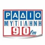 Logo da emissora Radio Mitilini 90