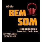 Logo da emissora Rádio Bem Som
