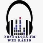 Logo da emissora Web Rádio Nostalgia FM